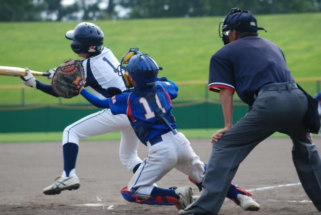 野球をやろう