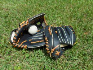 野球を楽しむ
