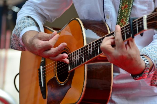 ギターに挑戦