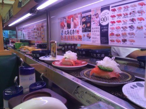 回転寿司の太らない食べ方